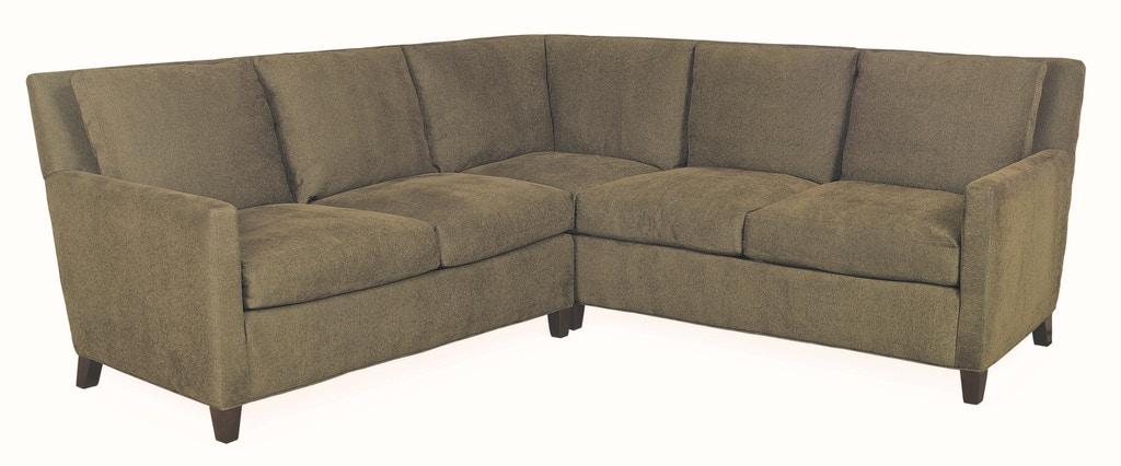 Lee Industries Living Room Sectional Series 1296-Series - Klingman