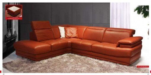 Orange Leder Sofa Satz - Orange-Leder-Sofa-Gesetzt – Hier einige .