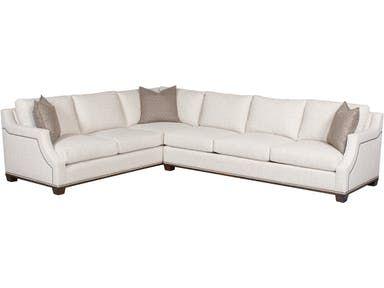 Vanguard Michael Weiss Abingdon Left/Right Arm Corner Sofa W10LCSO .