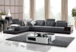 contemporary sectionals sofas elite microfiber sectional in colors .