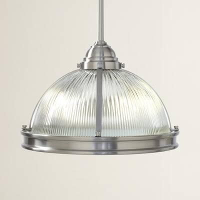 Trent Austin Design Granville 3 - Light Single Dome Pendant .