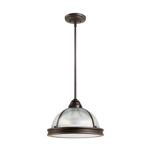 Trent Austin Design® Granville 3 - Light Single Dome Pendant .