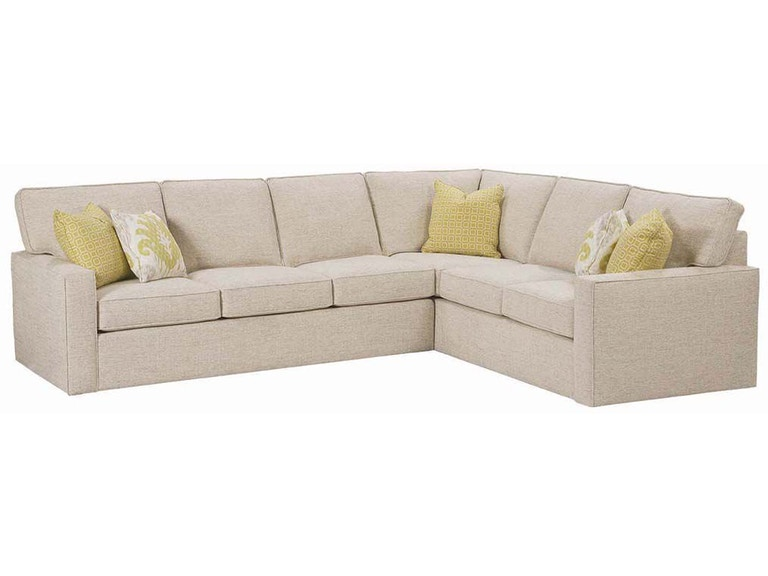 Rowe Living Room Monaco Sectional D188-Sect - Wenz Home Furniture .