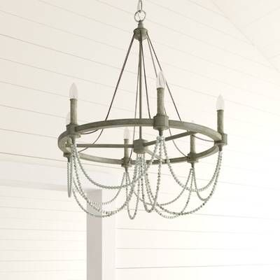 Gregoire 6 Light Globe Chandeliers