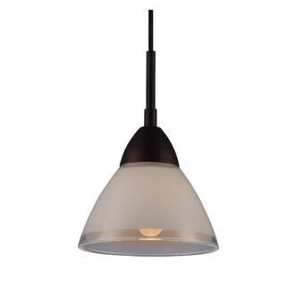 Latitude Run Funsch 1-Light Single Cone Pendant | Wayfa