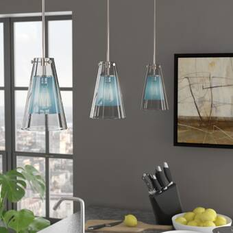 Ebern Designs Charee 1-Light Single Cone Pendant & Reviews | Wayfa