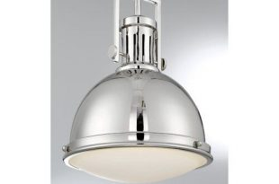 Hamilton 1 - Light Single Bell Pendant | Kitchen pendant lighting .