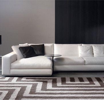 Minotti Hamilton Sectional Sofa modern sectional sofas | Modern .