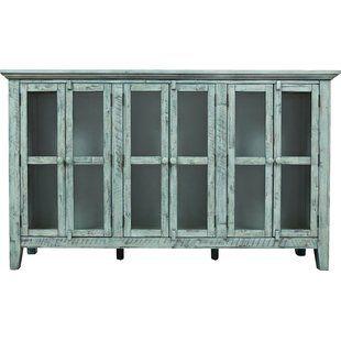 Haroun Mocha Sideboard | Blue cabinets, Cabinet, Jofran furnitu