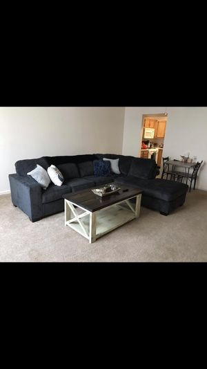 New and Used Sofa chaise for Sale in Harrisburg, PA - Offer