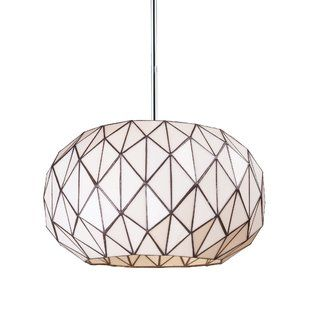 Mistana Hatfield Metal/Wood 3-Light Novelty Chandelier | Wayfair .