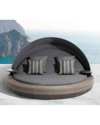 25% Off Ove Decors Sarasota Patio Daybed with Cushions SARASO