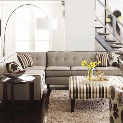 Rowe Furniture Dorset Sectional. $2247, ships to Hawaii .