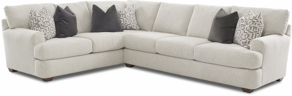 Simple Elegance Haynes Large L-Shaped Sectional 816724 26 - Talsma .