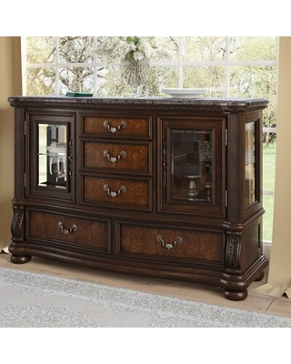 Amazing Deal on Weinberger Sideboard Astoria Gra