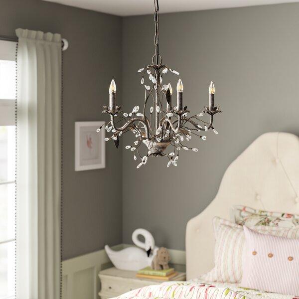 Hesse 5 - Light Candle Style Chandelier & Reviews | Birch La