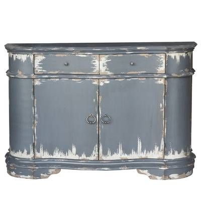 Hewlett Sideboard | Distressed doors, French country sideboard .