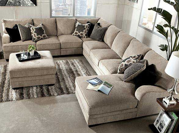 Home Furniture Sectional Sofas