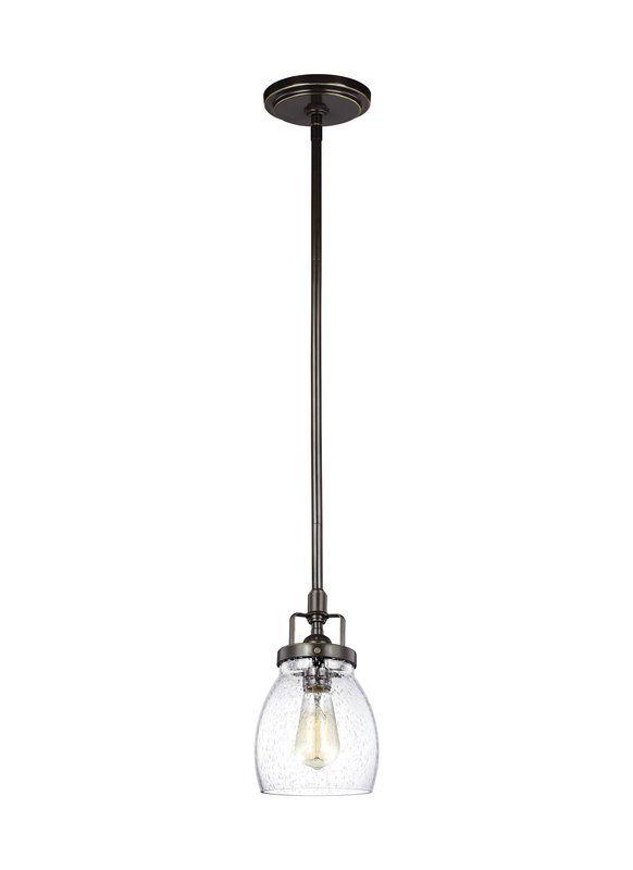 Houon 1 - Light Single Bell Pendant | One light, Mini pendant, Bron