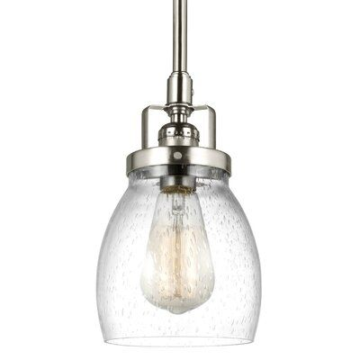 Houon 1-Light Cone Bell Pendant | Traditional pendant lighting .
