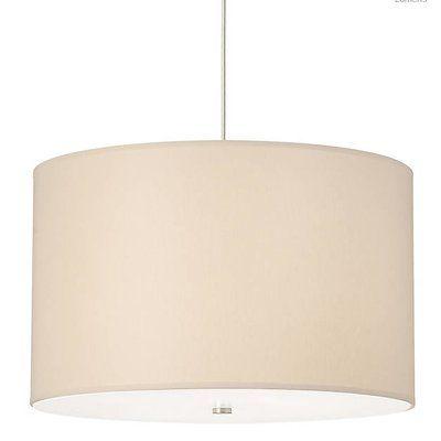 Houon 1-Light Cone Bell Pendant   Glass diffuser, Pendant lighting .