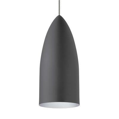 Houon 1-Light Cone Bell Pendant | Swag light, Pendant lighti
