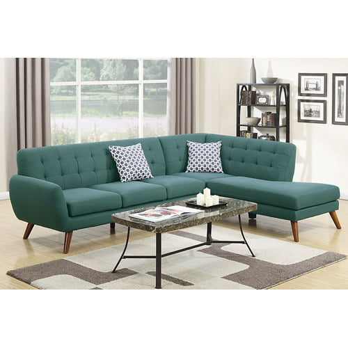 F6955 in by Poundex in Houston, TX - 2-pcs Sectional So