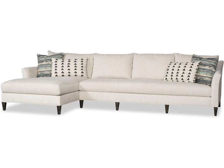 Paul Robert Living Room Meban Sectional Sofa 632 SECTIONAL - Noel .