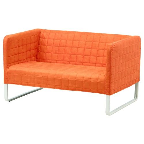 ספה דו-מושבית KNOPPARP | Ikea small sofa, Ikea sofa, Kids so