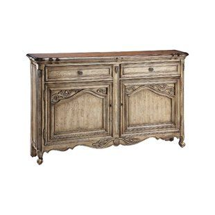 Lark Manor Ilyan Traditional Wood Sideboard | Wayfair (With images .
