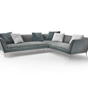 Small Couches For Spaces Slim Sectional Sofa Apartments Sofas .
