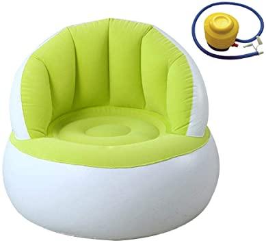 Amazon.com: Purelemon Children Inflatable Chair - Inflatable Sofa .