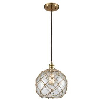 Breakwater Bay Robitaille 1-Light Single Globe Pendant | Wayfa