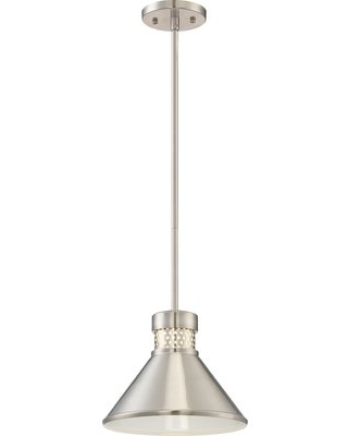 BIG Deal on Irwin 1-Light LED Single Cone Pendant Trent Austin .