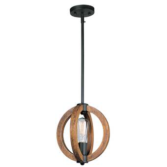 Marmont 1-Light Globe Pendant (With images) | Mini pendant, Globe .