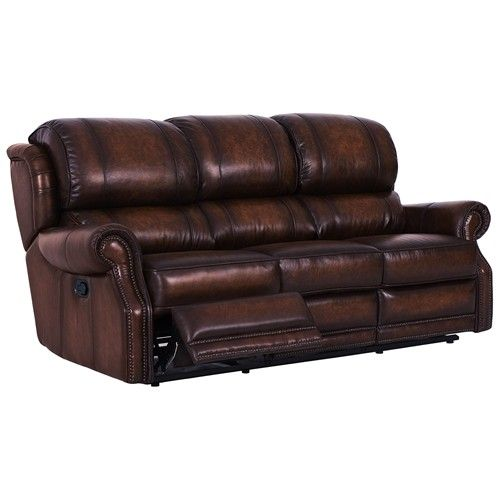 Flexsteel Latitudes - Cambridge Double Reclining Sofa with Bold .