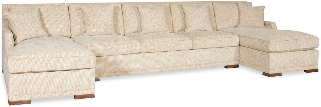 Paul Robert Living Room Jackson Sofa 43 SECTIONAL - Lenoir Empire .