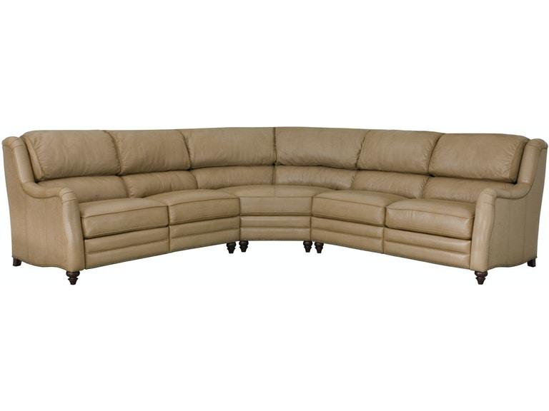 Bernhardt Living Room Power Motion Sectional Sofa 442RL/ 460RL .