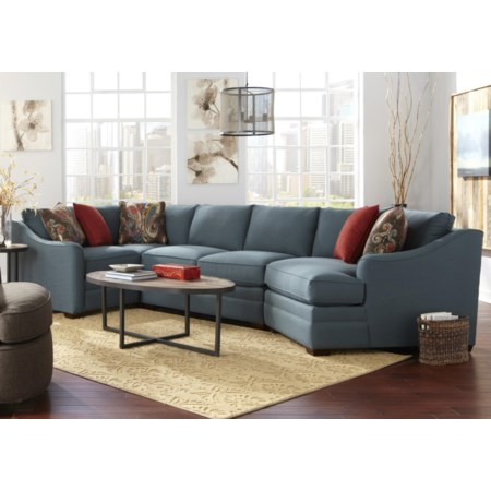 Craftmaster Sectional Sofas in Jacksonville Areas, and servicing .