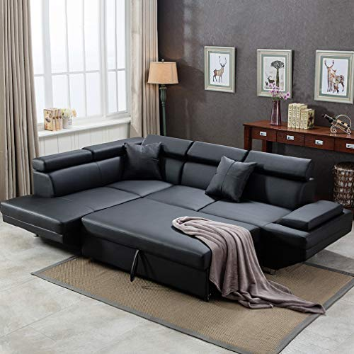 FDW Sofa Sectional Sofa for Living Room - Buy Online in Jamaica at .