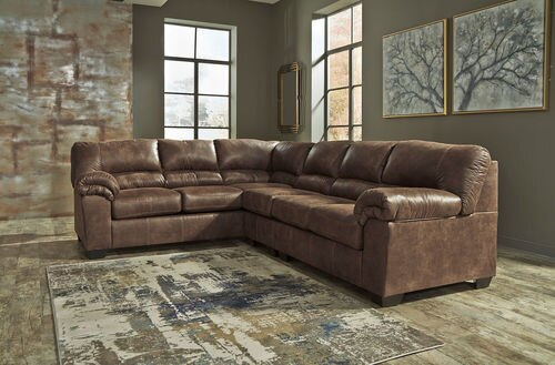 The Bladen Coffee Left Arm Facing/Right Arm Facing Sectional .