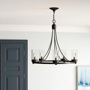 Elisabeth 6-Light Candle Style Globe Chandelier | Joss & Ma