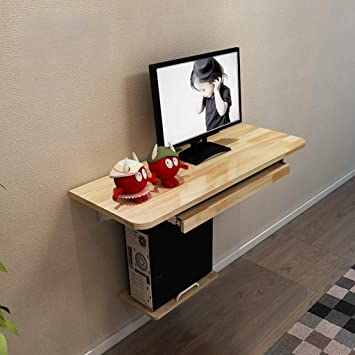 Amazon.com: Computer Desk Coffee Tables Wall-Mounted Tables All-in .