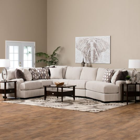 Jerome's Furniture offers the Dunes Sectional at the best prices .
