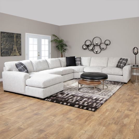 Jerome's Furniture offers the Grandview Sectional at the best .