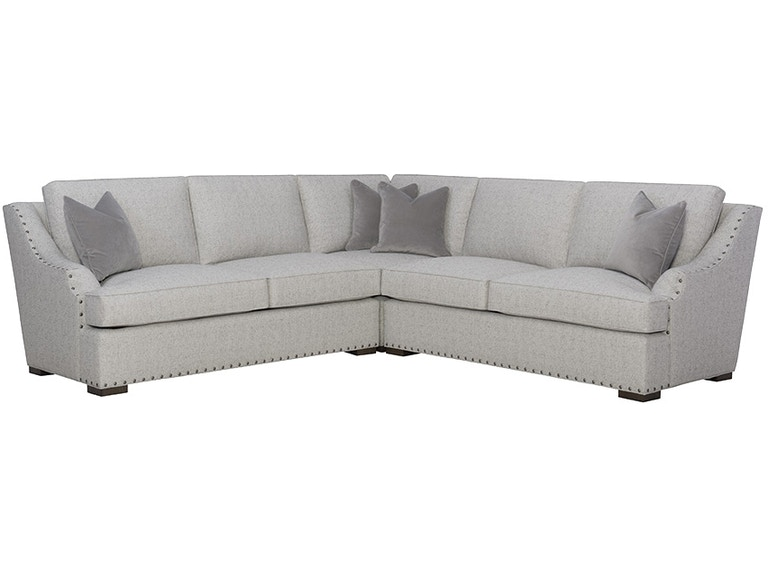 Wesley Hall Living Room Wallace Sectional 2022 - Lenoir Empire .