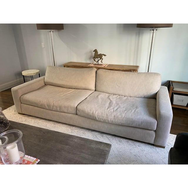 Restoration Hardware Maxwell Sofa | Chairi