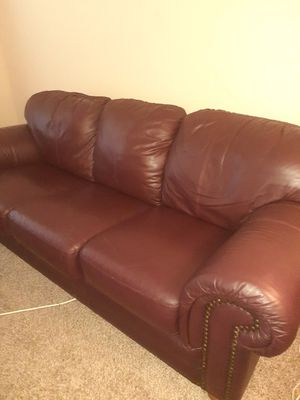 New and Used Leather sofas for Sale in Jonesboro, AR - Offer
