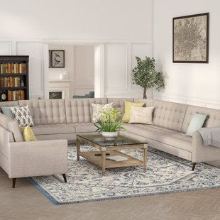 Sectionals & Sectional Sofas | Joss & Main | Sectional sofa .