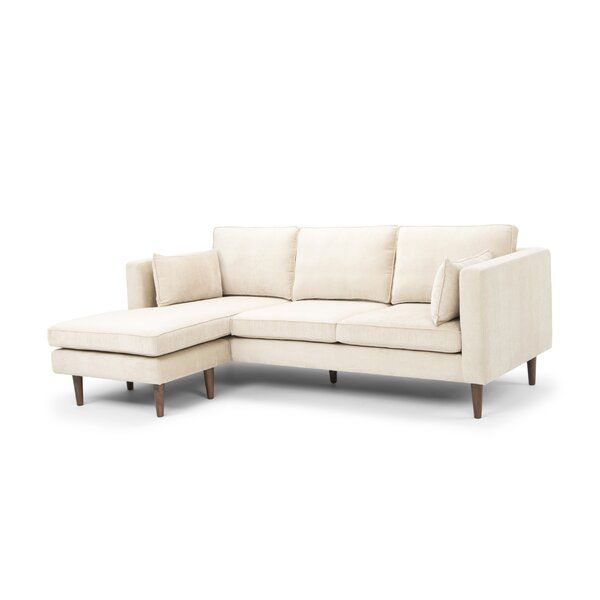 Channing Reversible Sectional & Reviews | Joss & Main | Furniture .